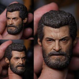Vimal X Eleven 1/6 Scale Oldman Head Sculpt VM05