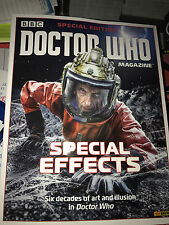 DOCTOR WHO MAGAZINE - SPECIAL EDITION - Special Effects