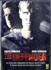 THE DEFENDER Dolph Lundgren Jerry Springer DVD FILM SEALED