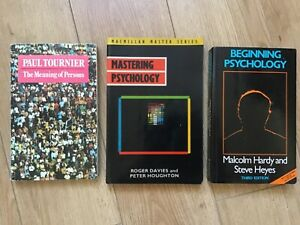 Psychology books bundle- ideal for study of human psyche and behaviour
