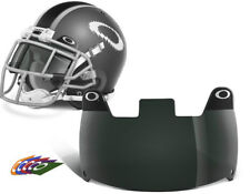 New Oakley Adult 20 Percent Gray Football Visor Eye Shield  - FREE SHIPPING