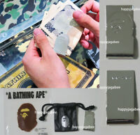 A BATHING APE Goods MONEY CLIP Best Gift Wallet From Japan New