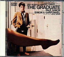 SIMON & GARFUNKEL The Graduate JAPAN 1st Press CD 1985 32DP285