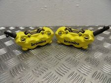 Ducati Monster / Hypermotard BREMBO Radial front brake calipers
