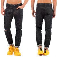 Diesel Herren Slim Fit Destroyed Jeans | Mharky 084WG | UVP*280€ | W31, W32