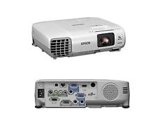 Epson EB-W22 Home Cinema/Office/PC 3LCD 3000 Ansi Lumens Projector White EBW22