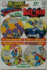 WORLD'S FINEST #170 VF+ 8.5 DC 11/1967 SUPERMAN & BATMAN
