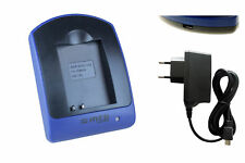 Cargador de red (USB) NB-10L Canon PowerShot G15, G16, G1X, SX40 HS, SX50 HS
