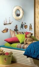 RoomMates Pirates Wall Decals & Stickers for Children