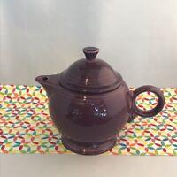 Fiestaware Heather Teapot Fiesta Retired Purple Large 44 oz Teapot with Lid