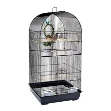 RAINFOREST CAGES CARACUS & 1703 STAND BUDGIE FINCH CANARY COCKATIEL BIRD CAGE