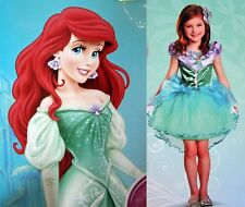 *New* Disney Deluxe Toddler Costume-PRINCESS ARIEL-THE LITTLE MERMAID-Size 4+