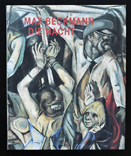 NordrheinWestfalen/Kruszynski # MAX BECKMANN, die NACHT # 1997, mint