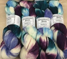 Cheshire Cat Hand-Dyed Sock Weight Yarn - Exactually