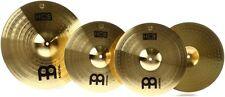 Meinl Cymbals HCS Basic Cymbal Set - 3-piece