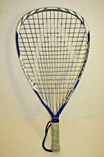 Head Nano Ti.Blast Racquetball Racquet Oversize Grip 3 3/4 Excellent Condition