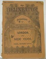 The Delineator Magazine October 1888 Metropolitan Fashions Illustrated Butterick