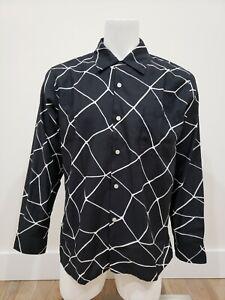 Levi's® Vintage Clothing Men's Web Shirt Black & White