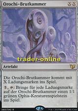 Orochi-Brutkammer (Orochi Hatchery) Commander 2015 Magic