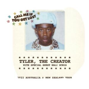 Tyler The Creator GA Tickets - RAC Arena Perth - Tuesday 26th July 2022 7:30pm
