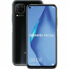 """HUAWEI P40 LITE NERO 5G RAM 6GB DUAL SIM 6.4"""" 128GB 24 MESI GARANZIA NO BRAND"""