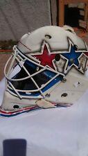goalie mask Custom Airbrush