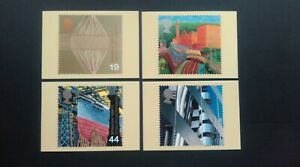 1999 A WORKERS' TALE STAMPS P.H.Q. CARDS WITH BUREAU, EDINBURGH F.D.I. POSTMARK