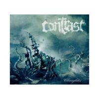 CONTRAST - CHARYBDIS  CD HEAVY/DEATH METAL HARD ROCK NEU