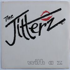 Power Pop 45 Jitterz With A Z Nocopo 4-song e.p. picture sleeve Hear