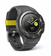 HUAWEI Watch 2  W2 Sport Smartwatch - Limited Edition - Concrete Grey