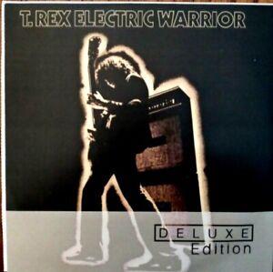 T. Rex - Electric Warrior. Universal 2004 2 x CD Promo Copy.