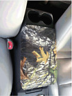 Auto Center Armrest Cover (Center Console Lid Cover) Made in USA Mossy Oak F3
