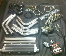 BMW e30 e34 TURBOCOMPRESSORE KIT trasformazione turbo 320 323 325 i 520 525 COMPRESSORE