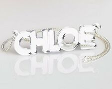 Any Personalised Name Necklace - Acrylic Mirror Style