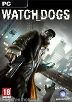 WATCH DOGS Standard Edition PC Uplay key