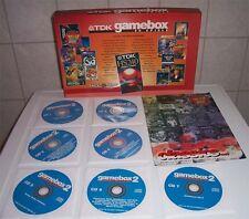 Gamebox 2: 50 Spiele : Kaiser,Hannibal,Anstoss, Patrizier, Hanse, Imperium Roman
