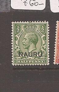 Nauru KGV 1/2d SG 1b MNH (5axd)
