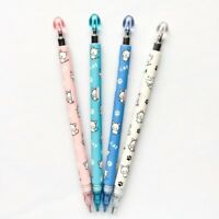 Mechanical Pencil Writing School Office Stationery Supply 8PCS Cute Cartoon Cat