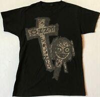 OZZY OSBOURNE Size Small Black T-Shirt