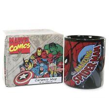 Vandor Spider-Man Marvel Comics 12 oz Ceramic Mug #26262 (733966071530)