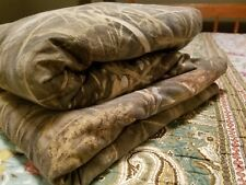 King Sheet Set Camouflage Fitted and Flat Advantage