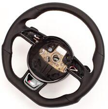 Échange Aplati Volant en Cuir Audi A3, A4 Multifonction et DSG 8U0