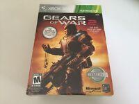 Gears of War 2 (Microsoft Xbox 360, 2008) PLATINUM HITS XBOX 360 NEW
