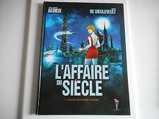 BD -L'AFFAIRE DU SIECLE 1 CHATEAU DE VAMPIRE A VENDRE- BEINEIX /  DE DIEULEVEULT