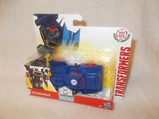 Transformers Action Figure RID Combiner Force Soundwave 5-6 inch