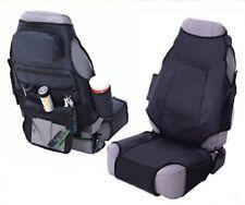 Smittybilt Katch-All Seat Covers - Front - Black Pair, Universal, Jeep YJ/TJ/CJ