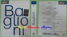 MC CLAUDIO BAGLIONI 1996 italy SIGILLATO RCA 74321 339764 (2) no cd lp dvd vhs