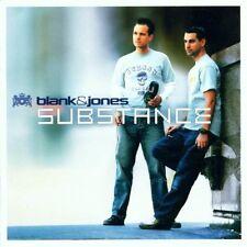 BLANK & JONES = substance =CD= TRANCE grooveDELUXE !