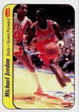 Rookie Michael Jordan Basketball Trading Cards