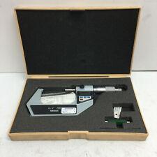 Mitutoyo Digital Micrometer 2 3 Range No 293 723 10 00005